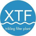 Aerobic and Anaerobic Tricking Filter in wastewater treatment plant