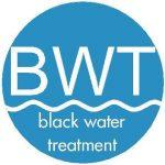 Blackwater Recycling plant treatment for water reuse