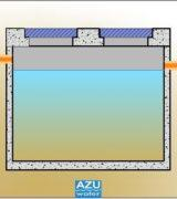 AZU Water SAND trap S