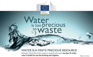 Commissione Europea – L'acqua è una risorsa limitata molto preziosa
